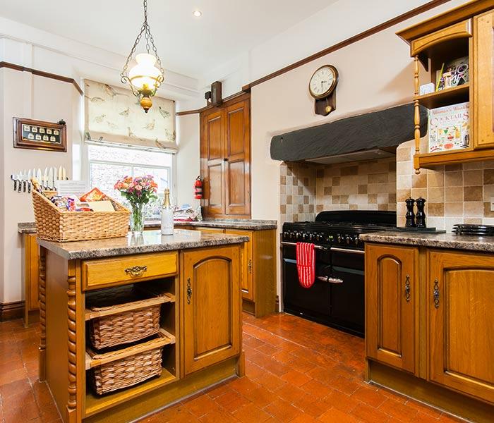 Bracken Howe Kitchen
