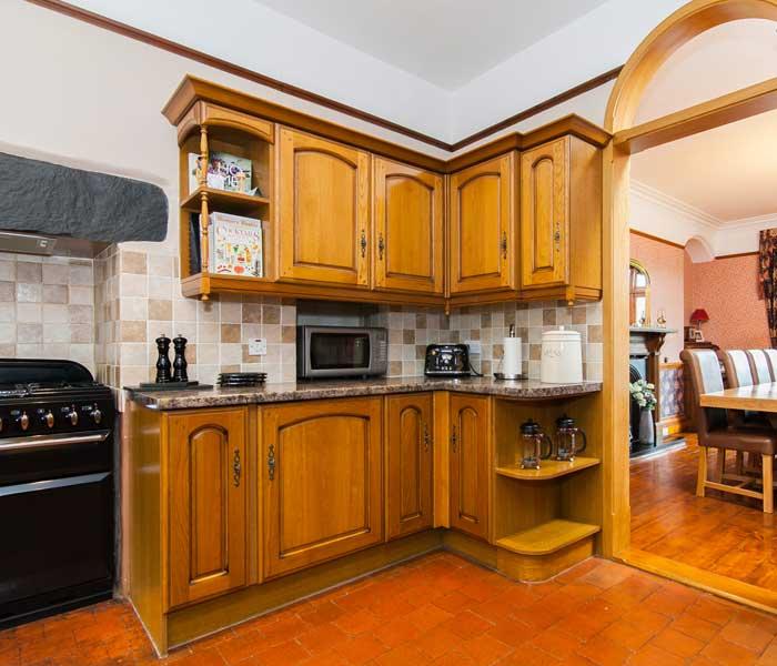 Bracken Howe Ambleside Kitchen
