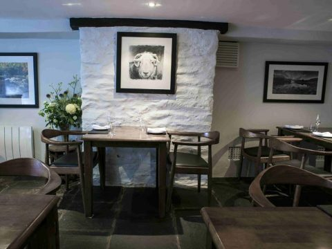 Michelin star restaurant in Ambleside